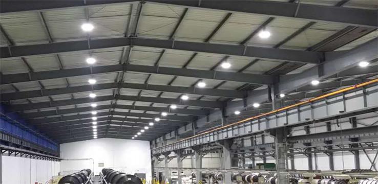 Hazardous Location Warehouse Lighting Yichun China 2017