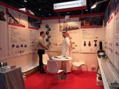 NJZ Attend Abu Dhabi International Petroleum Exhibition 11.12-11.15 2018