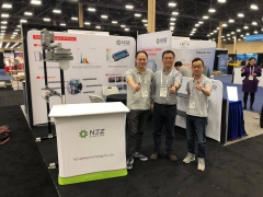 NJZ Lighting Hazloc Products Launch at Strategies in Light 2019