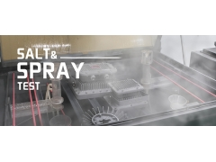 Light Fixtures Salt Spray Test