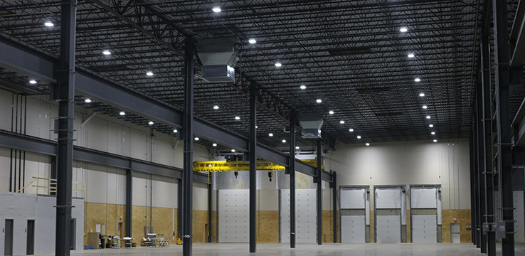 NGC Factory Illuminating Project in USA