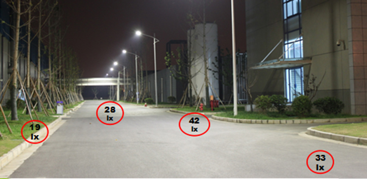 NJC Electric Co., Ltd Work Plant Lighting Project