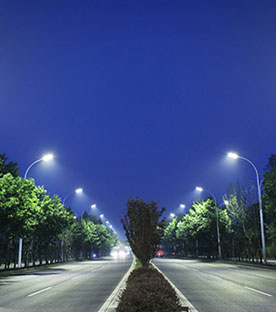 Street And Area Lights - Street Lighting Project, Nanjing, China, 2016
