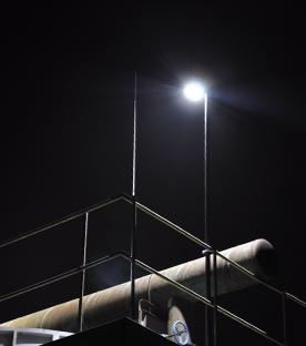case of explosion proof lights for hazardous area njz lighting
