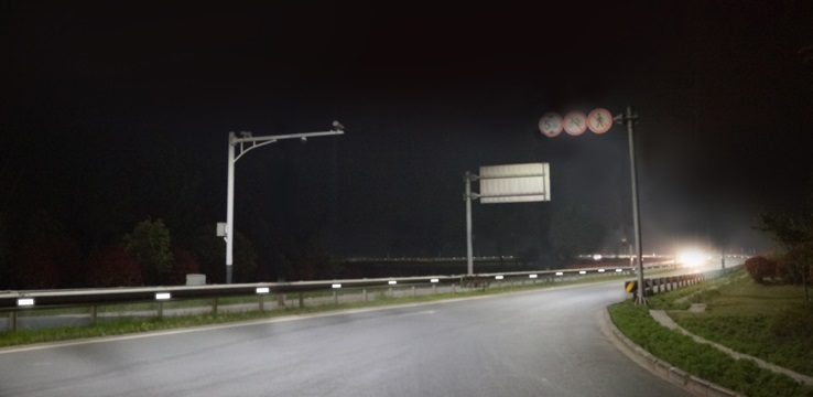 Low Location Lighting Bridges Highway Guard Rail Lights