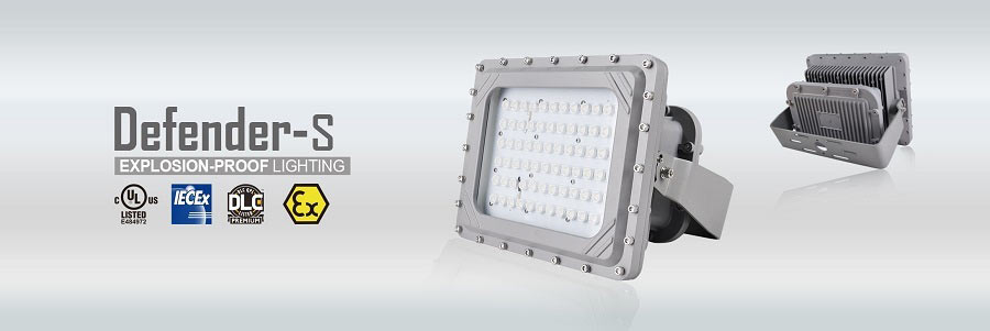 LED Explosion Proof Lights-Defender-C UL844 C1D1