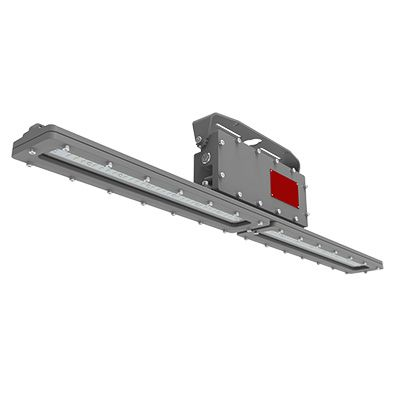 LED Explosion Proof Lights - Knight Series Linear, C1D1