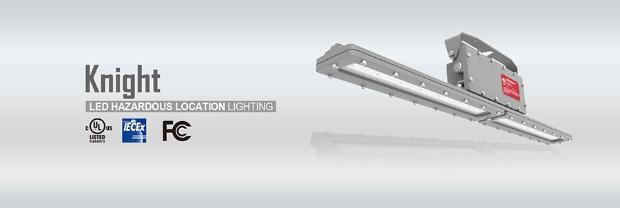 LED Explosion Proof Lights-Knight Series Linear, C1D1