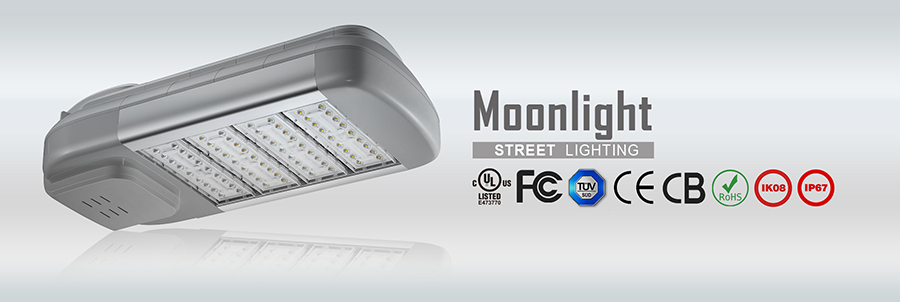LED Area Lights-Moonlight - Street Light