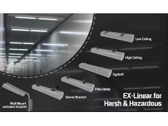 Archer Series Hazloc Linear – A Brighter and Efficiently Explosion Proof Lighting Solution
