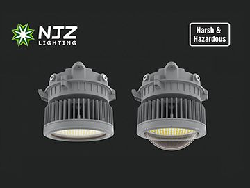 Explosion proof lighting 2020, Thunder™ NJZ-FEL-M series launched